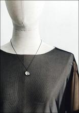 Acanthus Faceted Quartz Celestial Necklace