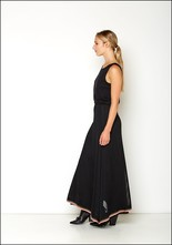 197 AU Techno Mesh Skirt