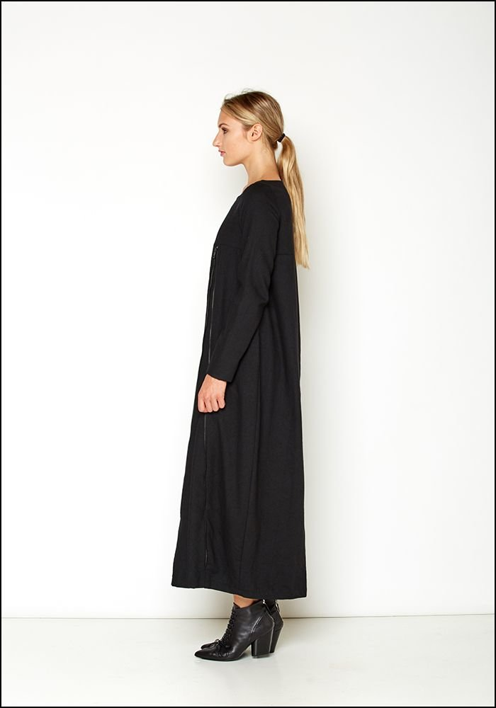Even If Ortensia Long Sleeve Dress