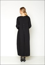 Even If Even If Wool Long Sleeve Zip Dress