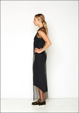 Serie Numerica S°N Sleeveless Tulle Layering Dress
