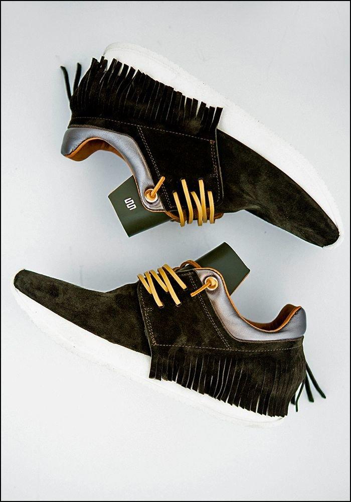 Fringe Sneaker
