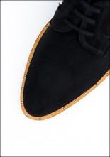 Freda Salvador Freda Salvador Black Leather Oxford