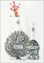 Virebent Jellyfish Porcelain Bottle