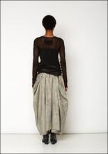 139Dec 139DEC Painted Bubble Skirt