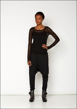 Rundholz Black Label Drop Crotch Legging