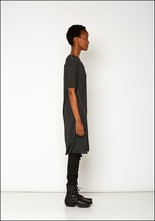 Army of Me Army of Me Elongated Cotton Tshirt