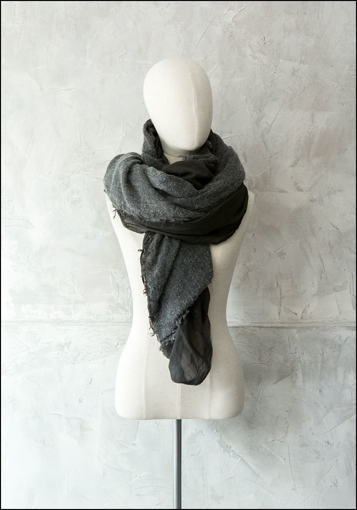 Rundholz Black Label Multi Layer Scarf