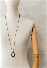 Jacki Holland Jacki Holland Aquamarine Necklace