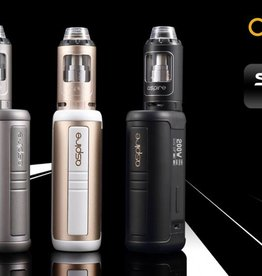 Aspire Aspire Speeder 200W TC Starter Kit