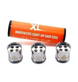 Limitless Limitless XL Light up chip Coil 3pk