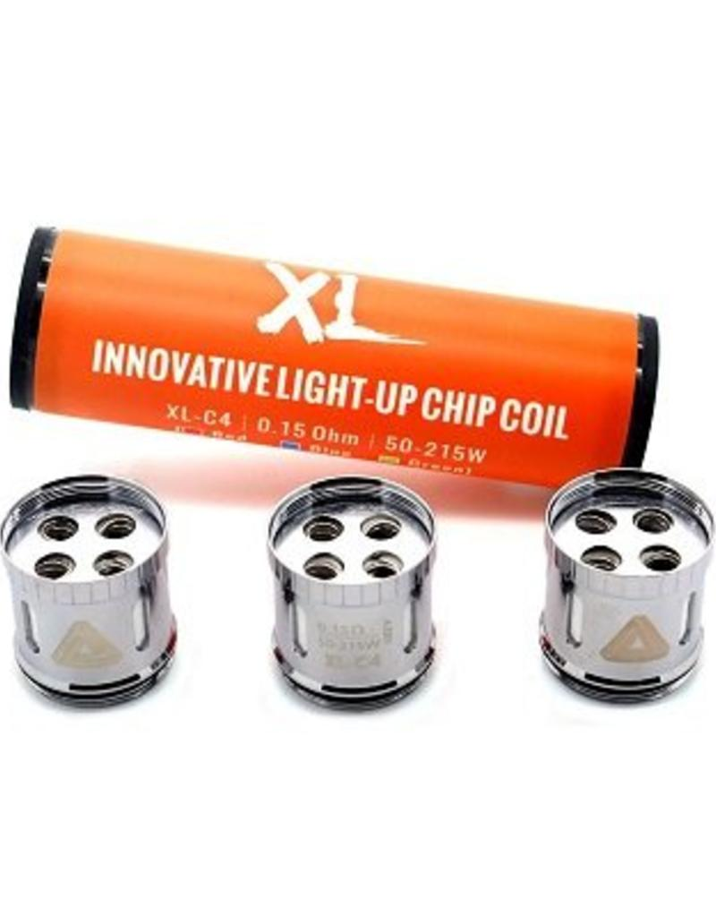 Limitless Limitless XL Light up chip Coil 3pk