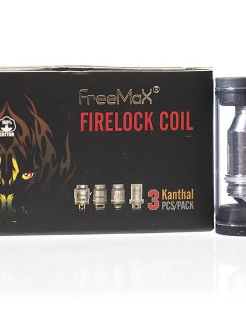 FreeMax FreeMax Fireluke Coils 3pk Duodenary 0.15 Ohm