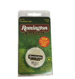 Remington Remington, #11 Percussion Caps