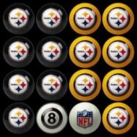 Pittsburg Steelers Ball Set