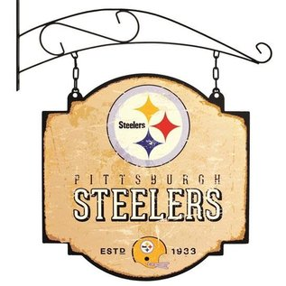 WINNING STREAK Steelers Tavern Sign