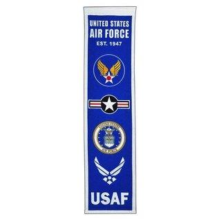 WINNING STREAK US AIR FORCE HERITAGE BANNER 48680