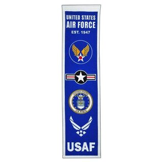 WINNING STREAK US AIR FORCE HERITAGE BANNER