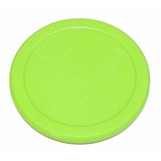 large Florescent Commercial Air Hockey Pucks 860400090