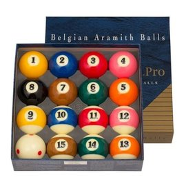 Aramith Tv Pro Ball Set