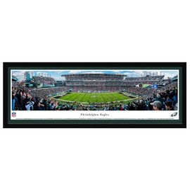 BLAKEWAY BAGGED EAGLES PANORAMA NFLEAG4 Select Frame