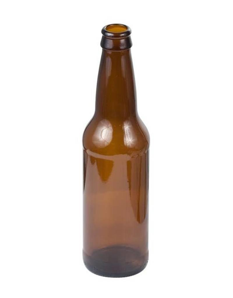 12oz Bottle 330ml Brown - Case (24)
