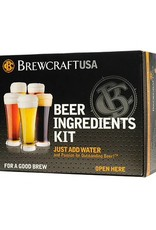 Brewcraft Recipe Kit: India Black Ale