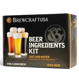 Brewcraft Recipe Kit: India Black Ale