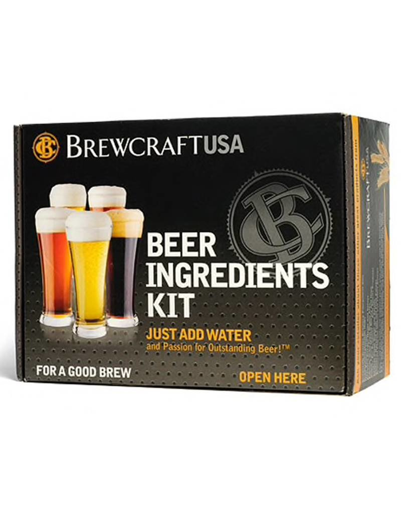 Brewcraft Recipe Pack: Pacific NW Pale Ale Kit