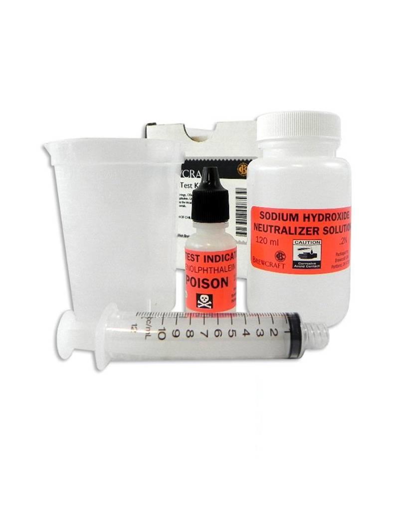 Brewcraft Acid Test Kit