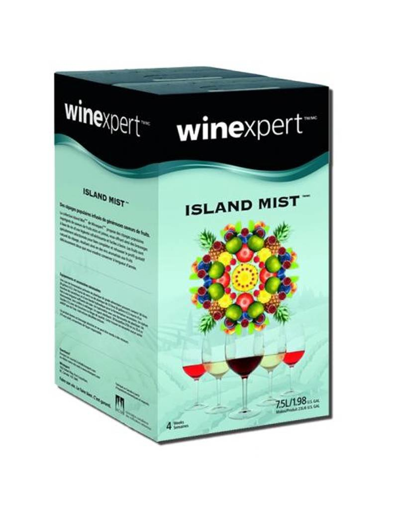 Island Mist Peach Apricot Chardonnay Kit