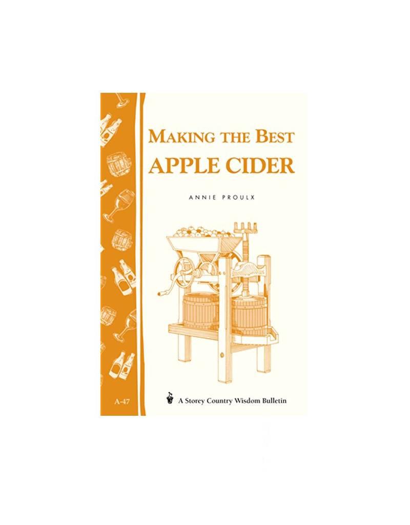 book make the best apple cider storey publishing brewer s haven