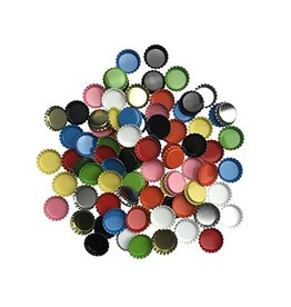 Black Oxygen Absorbing Crown Caps (144 ct)