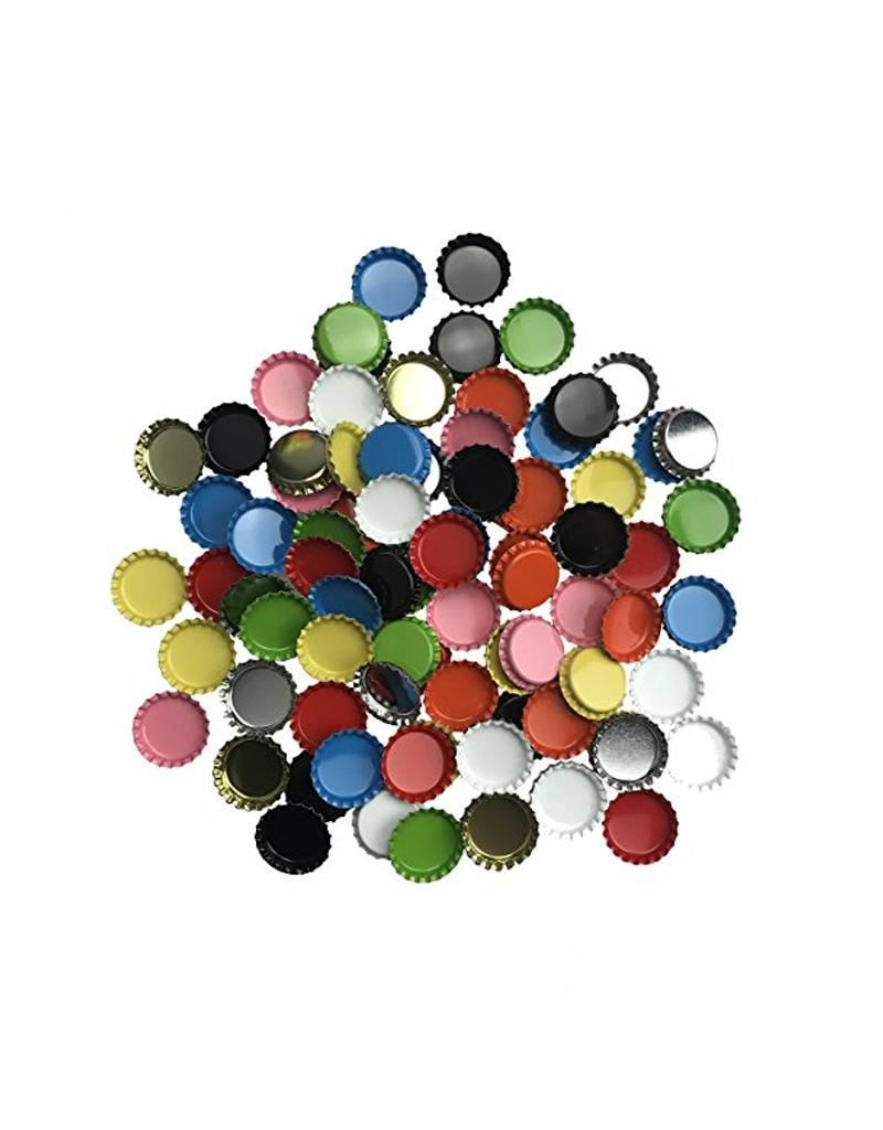 Black Oxygen Absorbing Crown Caps (144 ct)