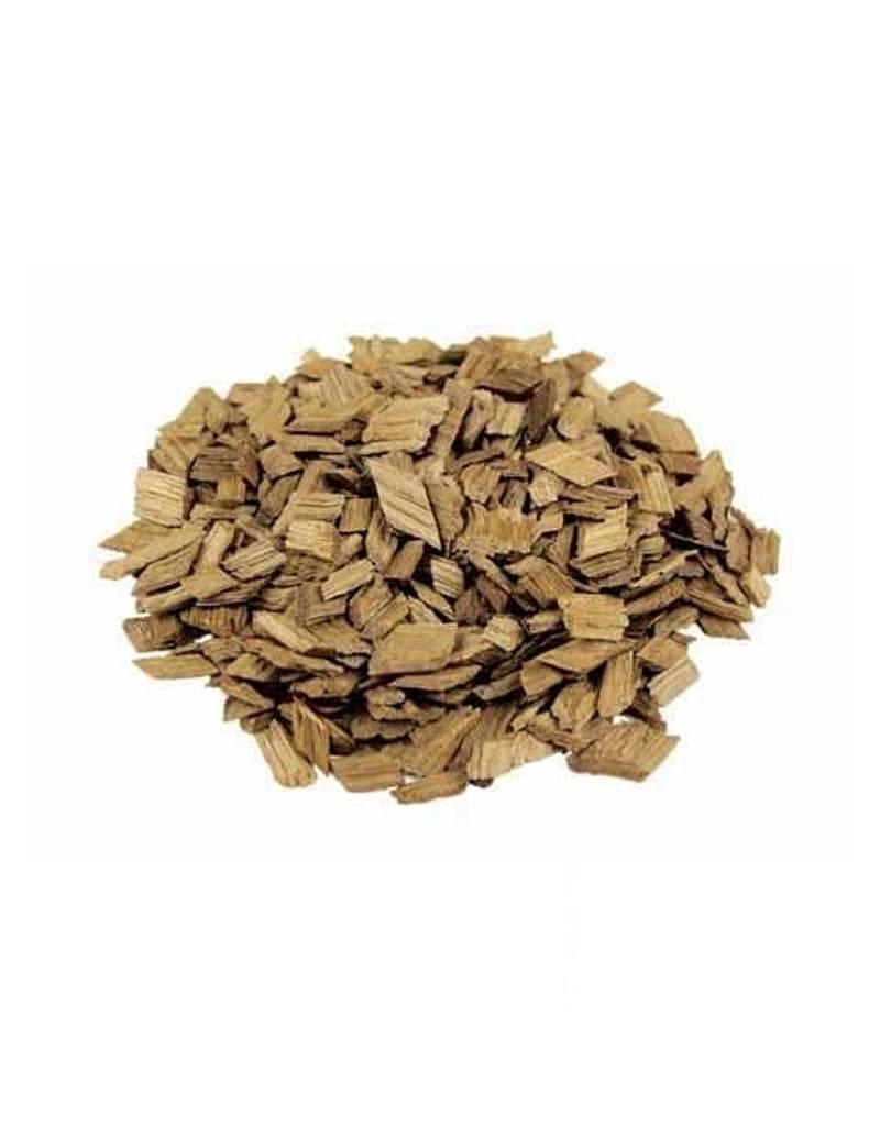 Oak Chips, Untoasted 1 lb bag