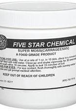 Five Star Super Moss --- 1 Lb Jar
