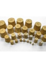 #8 VH8 Natural Colmated Cork 100pk