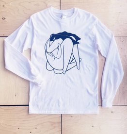 Annex Collaborations How to Hold Yourself Long Sleeve T-shirt