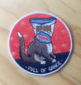 """Stay Home Club Appliqué """"Full of Grace"""""""