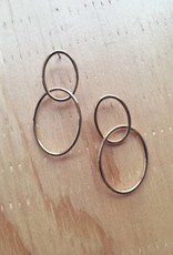 "Lover's Tempo Boucles d'Oreilles ""Infinity Hoop"""