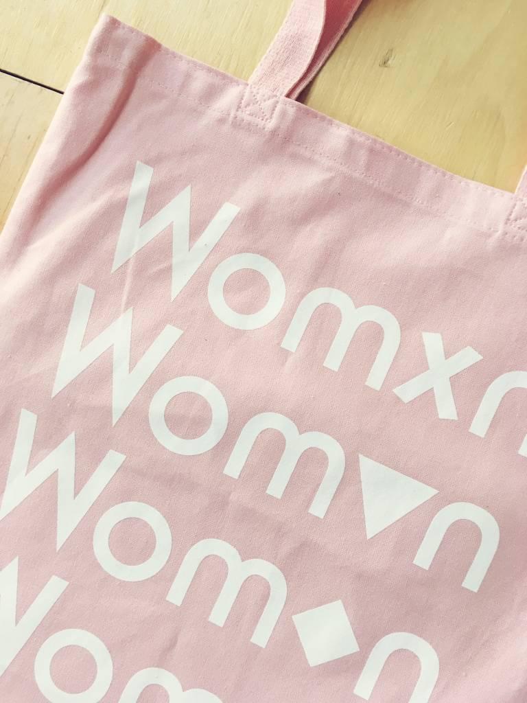 """Modern Women Fourre-tout """"Womxn"""""""