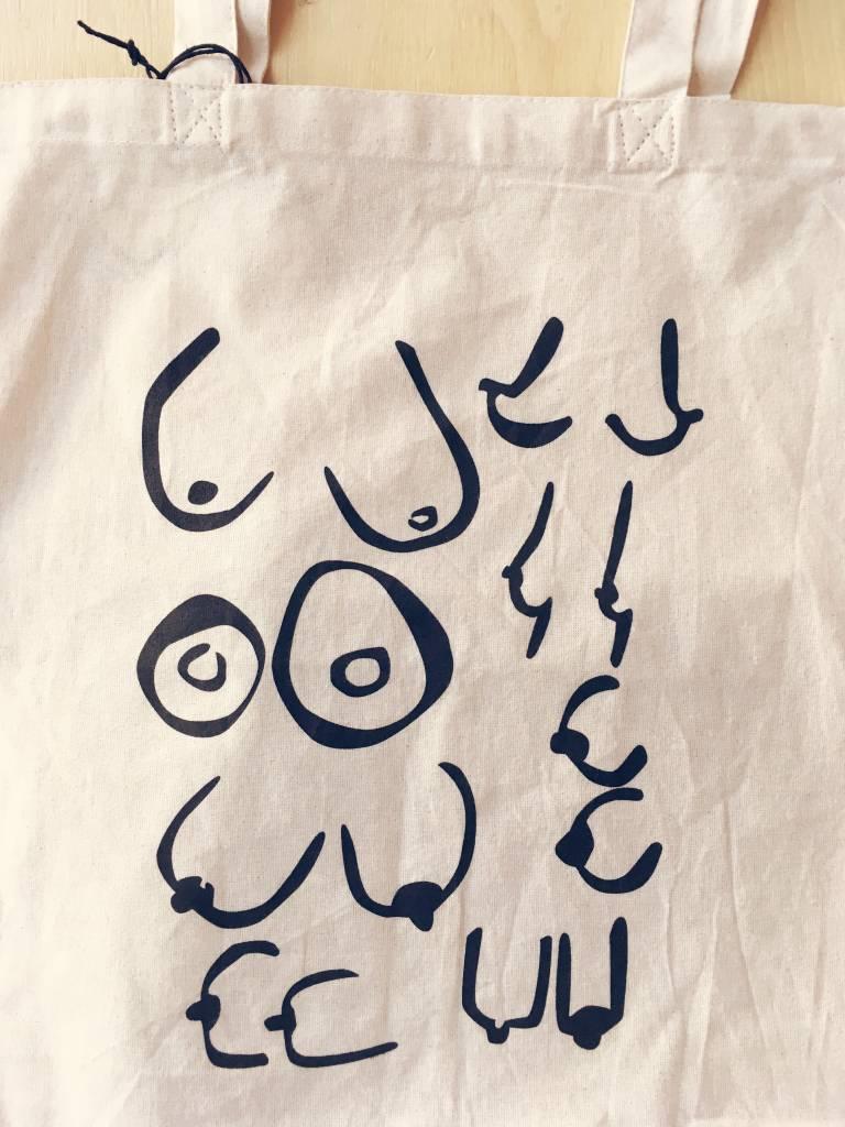 Alisha Davidson The Boob Bag