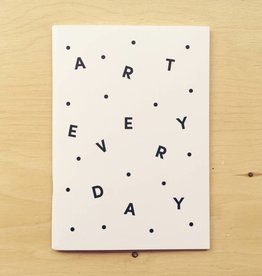 Poketo Art Everyday Notebook