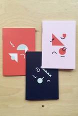 Poketo Pocket Notebook Set