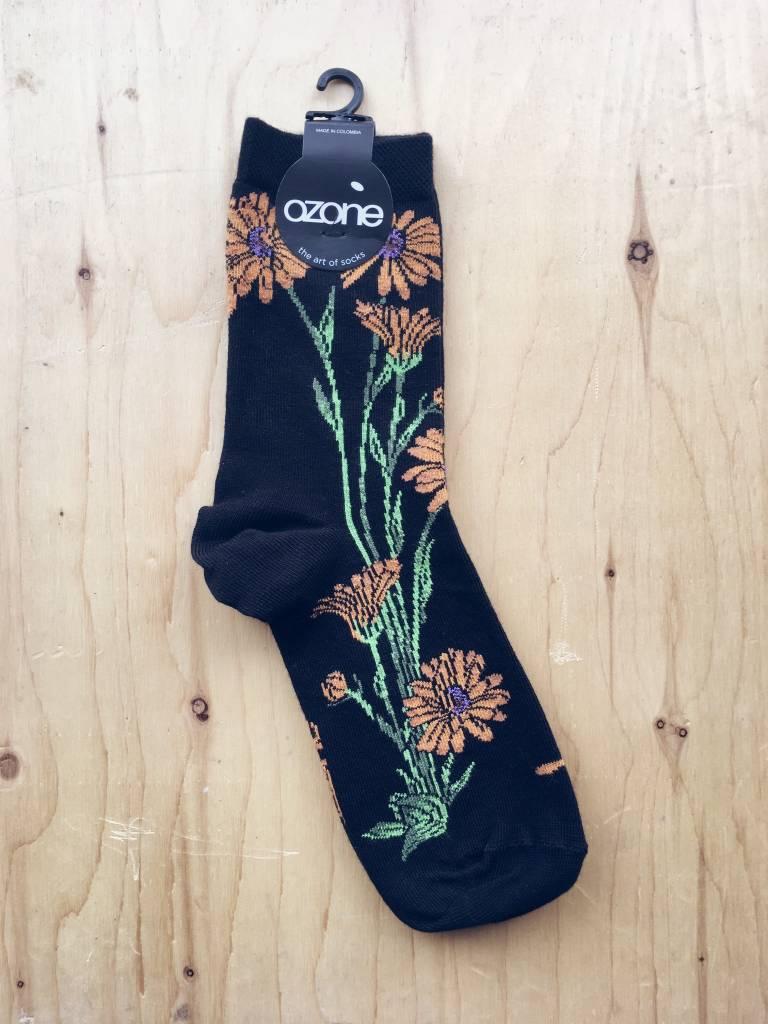 "Ozone Socks Bas ""Marigold"""