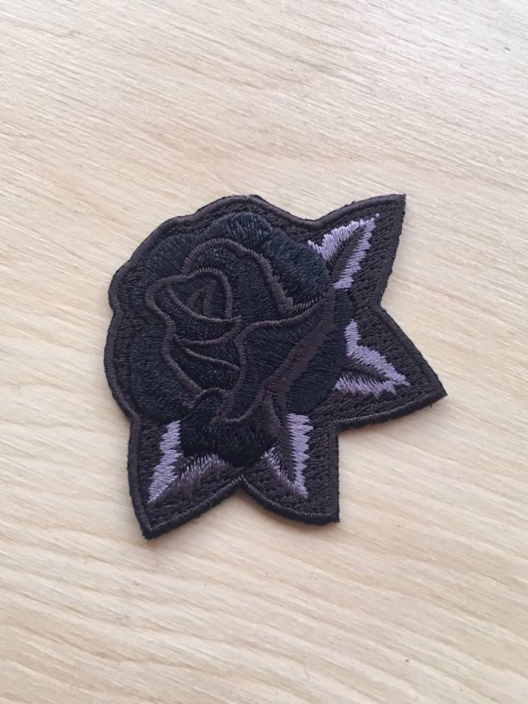 """Golden Gems Appliqué """"Black Rose"""""""