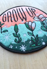 Stay Home Club Grow Up Patch