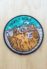 Stay Home Club Highly Agile Patch