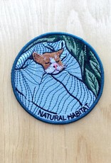 Stay Home Club Natural Habitat Cat Patch