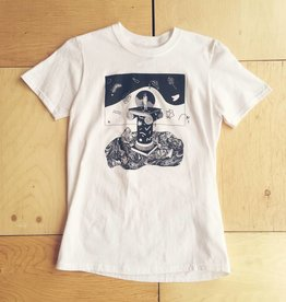 "Life Wife Press T-shirt ""Mighty Aphrodite"""